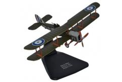 Oxford 1/72 De Havilland DH4 202 Sqn, RFC 1918  image