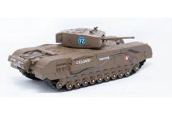 Oxford  1/76 Churchill Tank MkIII 1st Canadian Army Tank Group image