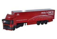 Oxford  1/76 DAF 85 40Ft Box Trailer - Royal Mail  image
