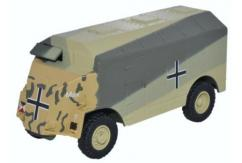 Oxford  1/76 Dorchester ACV Max, Rommel, Germany 1941 image