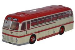 Oxford  1/76 Duple Roadmaster- Belle Vue Coaches  image