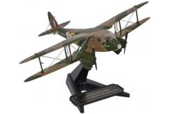 Oxford 1/72 Dragon Rapide - RAF Air Ambulance  image