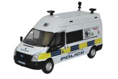 Oxford  1/76 Ford Transit LWB Hi Top - Network Rail Speed Camera  image