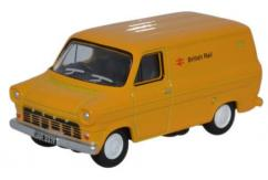 Oxford  1/76 Ford Transit Mk 1 British Rail image