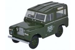 Oxford  1/76 Land Rover Series II SWB Station Wagon Post Office Telephones image