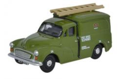 Oxford  1/76 Morris J Van Post Office image