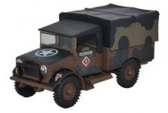 Oxford  1/76 Bedford MWD British Army Royal Engineers image