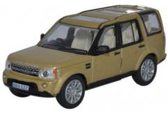 Oxford  1/148 Land Rover Discovery 4  image