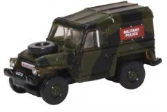 Oxford  1/148 Land Rover Lightweight - Military Police  image