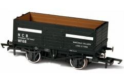 Oxford  1/76 Mineral Wagon, 7 Plank, NCB Internal User  image