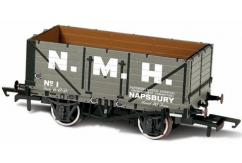 Oxford  1/76 Mineral Wagon 7 Plank, Napsbury Hospital Cmttee No1  image