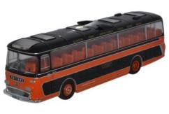 Oxford  1/76 Plaxton Panorama Bus Cotters Coaches image