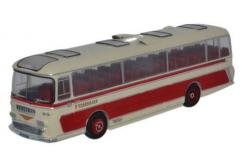 Oxford  1/76 Plaxton Panorama Bus Yorkshire Woollen image