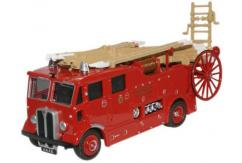 Oxford  1/76 AEC Regent III Fire Engine Hong Kong Fire Brigade image