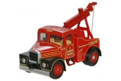 Oxford  1/76 Scammell Highwayman Crane Crows image