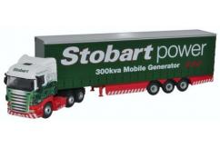 Oxford  1/76 Scania Highline Curtainside- Eddie Stobart Eddie Stobart image