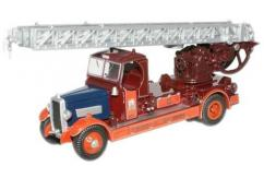Oxford  1/76 Leyland TLM Fire Engine Newcastle City Fire Brigade image