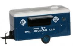 Oxford  1/76 Mobile Trailer - RAC  image