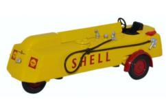 Oxford  1/76 Thompson Refueller- Shell Aviation  image