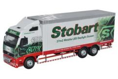 Oxford  1/76 Volvo FH Mobile LED Screen Eddie Stobart image