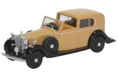 Oxford  1/76 Rolls Royce Phantom 3  image