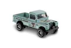 Hot Wheels Land Rover Series III Pickup image