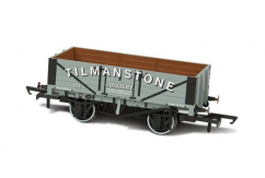 Oxford 1/76 Five Plank Mineral Wagon - Tilmanstone Colliery image