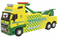Oxford 1/76 Volvo FH Boniface Recovery Truck - Manchetts image