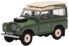 Oxford 1/76 Land Rover Series II Station Wagon image