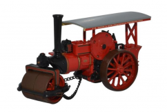 Oxford 1/76 Fowler Steam Roller - No.15981 Eve image