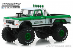 Greenlight 1/43 1974 Ford F-250 Monster Truck #19 image