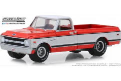 Greenlight 1/64 1969 Chevrolet K10 4x4 Pickup image