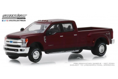Greenlight 1/64 2019 Ford F-350 Lariat Dually image