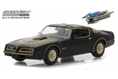 Greenlight 1/43 1977 Pontiac Firebird Trans Am - Smokey and The Bandit image