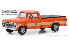 Greenlight 1/64 1976 Ford F-100 - Gulf Oil image
