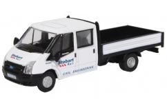 Oxford  1/76 Ford Transit Dropside  Stobbart image
