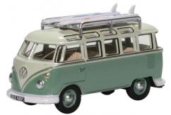 Oxford 1/76 VW T1 Samba Bus - Surfboards image
