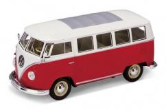Welly 1/24 1962 VW Microbus image