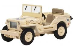 Oxford 1/76 Willys MB - USAAF Tunisia 1943 image