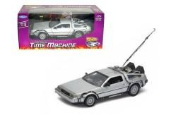 "Welly 1/24 DeLorean ""Back to the Future I"" image"