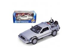 "Welly 1/24 DeLorean ""Back to the Future II"" image"