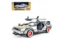 "Welly 1/24 DeLorean ""Back to the Future III"" image"