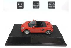 Hommat 1/43 Toyota MR2 MR-S Convertible Red image