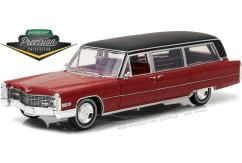 "Greenlight 1/18 1966 Cadillac S&S Limousine ""Precision Collection"" image"