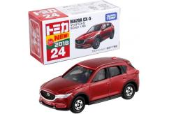 Tomica 1/66 Mazda CX-5 Red #24 image