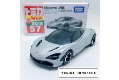 Tomica 1/62 McLaren 720S (First Edition) #57 image
