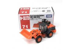 Tomica 1/110 Hitachi Wheel Loader ZW220 #71 image