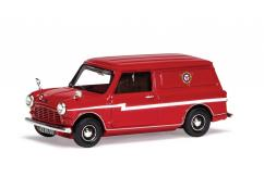 Corgi 1/43 Morris Mini Van, The Red Arrows image