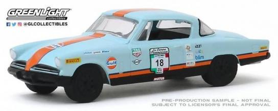 Greenlight 1/64 1953 Studebaker Champion Gulf Oil #18 image