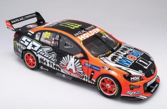 Biante 1/18 2015 Holden VF Commodore V8 Supercar image